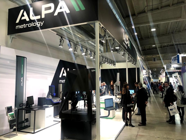 Промышленная выставка MECSPE в г. Парма, Италия
